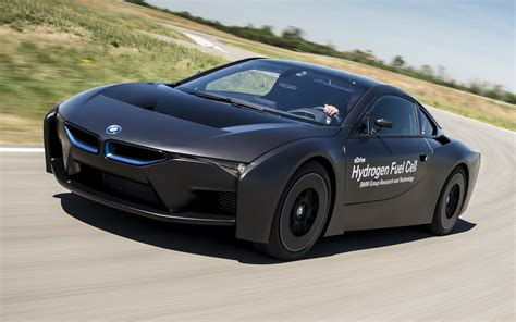 bmw  hydrogen fuel cell edrive prototype