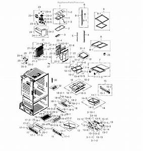 Parts For Samsung Rf28hdedbsr  Aa