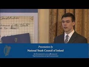Presentation by National Youth Council of Ireland ...
