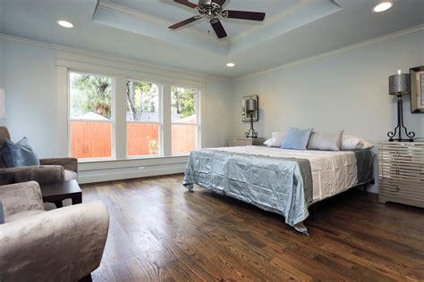 Ceiling Fan Design Laminated Floor Furnished Master