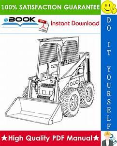 Best  U2606 U2606 Bobcat 730  731  732 Skid Steer Loader Service