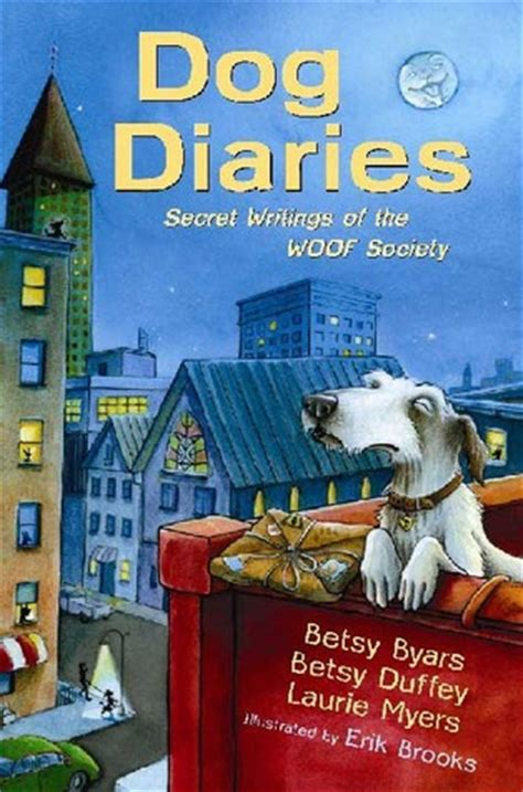 dog diaries secret writings   woof society  betsy
