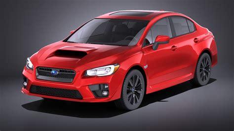 Subaru Impreza 2017 Model