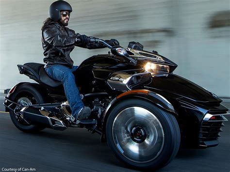 2015 Can-am Spyder F3 Confirmed