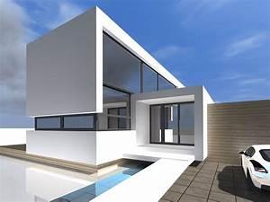 Neue Sachlichkeit Architektur Merkmale : bildergalerie moderne h user mit flachdach im bauhausstil ~ Markanthonyermac.com Haus und Dekorationen