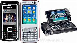 Nokia N72  N73 And N93 - Mobile Gazette
