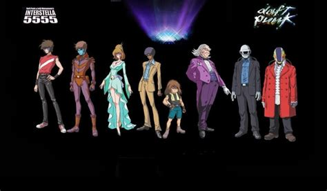 An Anime Journey: Daft Punk On The Music Industry ...