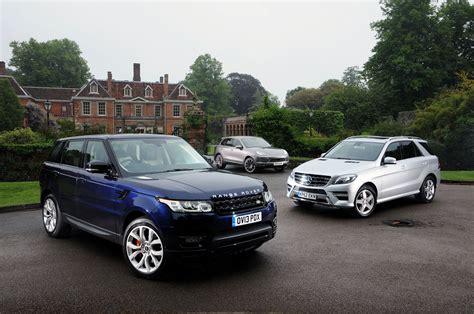 Range Rover Sport Vs Rivals