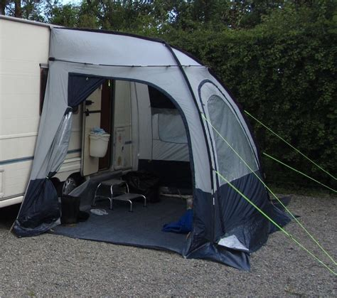 Sunncamp Scenic Plus Porch Awning  In Barnby Dun, South