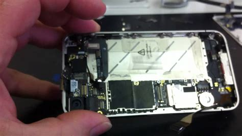 iphone screen isnt working touch screen problems after water damage in iphone 4s