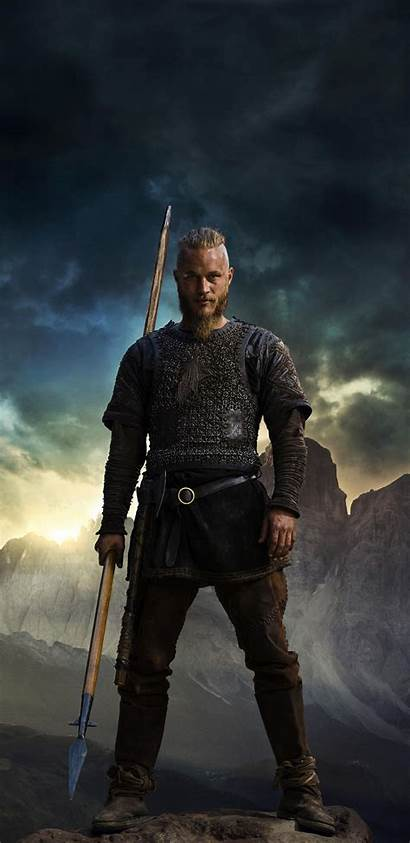 Vikings 4k Ragnar Wallpapers Samsung S8 Galaxy
