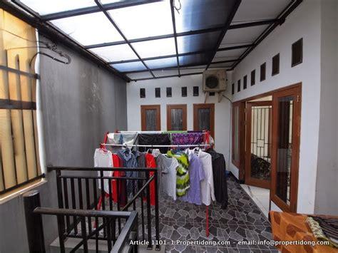 contoh ruang jemuran lantai atas