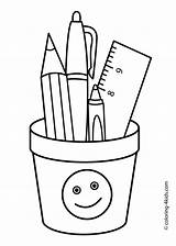 Coloring Pages Ruler Printable Educational Colouring Books Dot Sheets Drawings Drawing sketch template