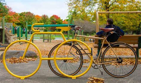 dero bike racks dero bike bike rack bike rack shaped like a bike