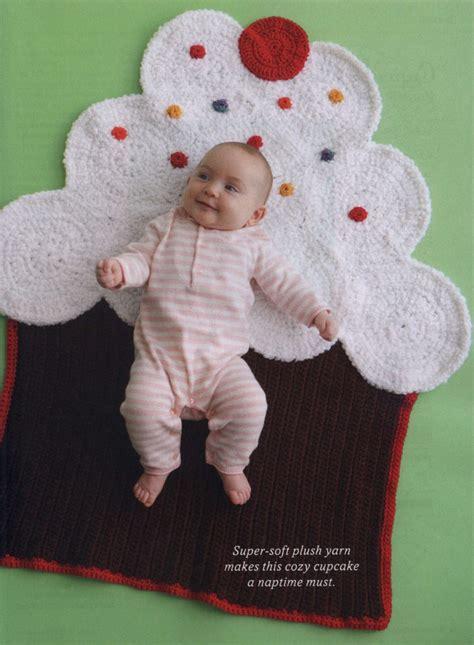 cupcake crochet rug  kids  babies crochet kingdom
