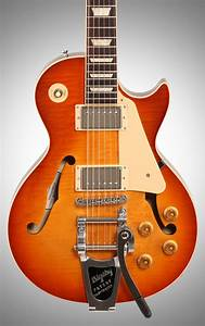 Gibson 2015 Es Les Paul Electric Guitar  With Bigsby Tremolo