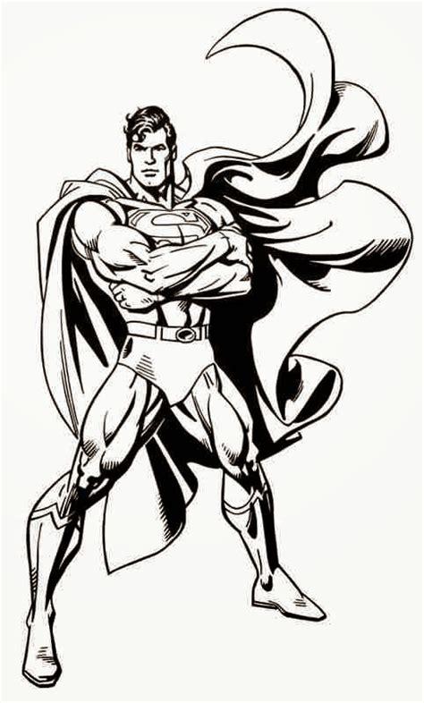 craftoholic superman man  steel coloring pages