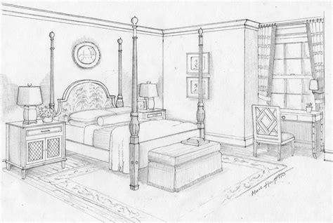 chambre dessin chambre 24 bâtiments et architecture coloriages à