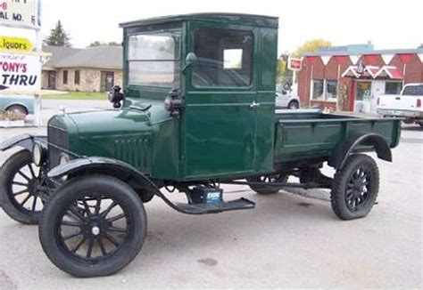 1925 Ford Model Tt Truck 2a
