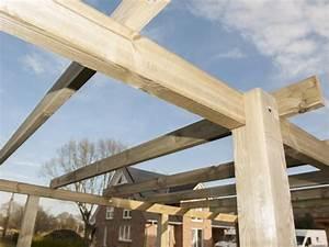 Holzunterstand Selber Bauen : carport selber bauen bildanleitung ~ Whattoseeinmadrid.com Haus und Dekorationen