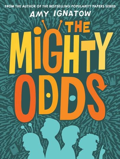 mighty odds odds series hardcover abrams