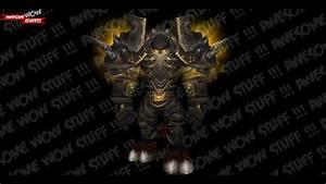 Wow Tier 6 - Warrior  Tauren  Hd