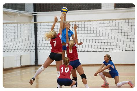 Volleyball Ymca Of Greater Dayton
