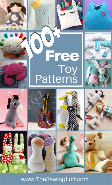 stuffed toy diy patterns  sewing loft bloglovin