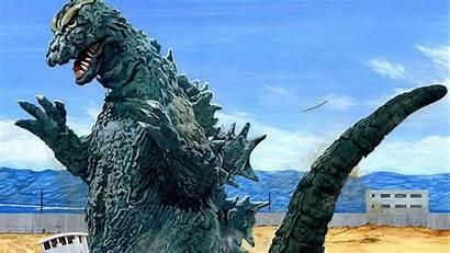 Godzilla Desktop Wallpapers King 4k Kong Wiki