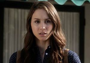 Stop everything! Troian Bellisario has PINK HAIR and it's ...