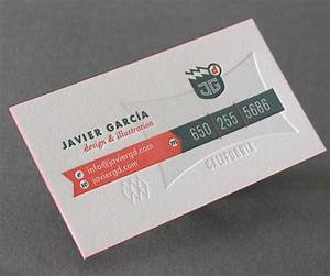 30 beautiful examples of modern business card designs for for Business card illustrator