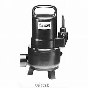 Us 73-253 Submersible Sump Pump - Us73e 230v Manual