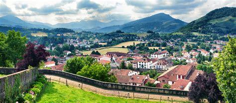 les  beaux villages du pays basque