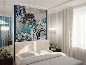 Bedroom mirror wall decor : Wall mirrors and modern bedroom decorating ideas