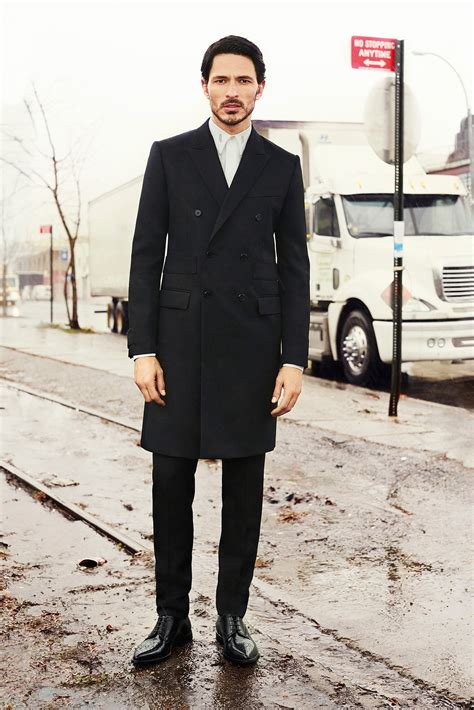 masculine and classic looks in givenchy pre fall men 39 s