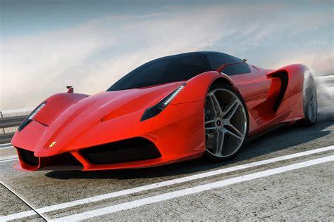 Ferrari F70 V12 Hybrid Hypercar