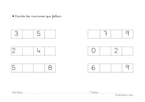 100 Fichas De Actividades De Matemáticas En Infantil