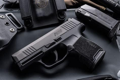 New Pistol Sig Sauer Announces The P365  The Firearm