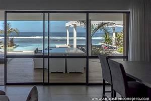 Baie Vitrée Sur Mesure : maison baie vitr e fashion designs ~ Edinachiropracticcenter.com Idées de Décoration