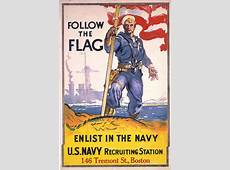 Happy birthday, Navy Recruiting posters through the years
