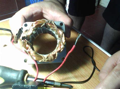 la bobina ventilador se corto un cable yoreparo