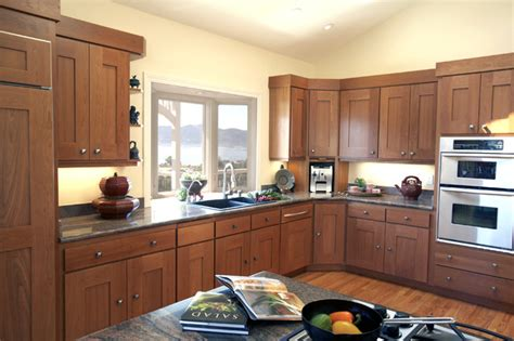 what is the cost of kitchen cabinets tiburon home with asian influence contemporary kitchen 9862