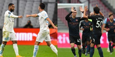 Champions League   Olympique de Marsella vs Manchester ...