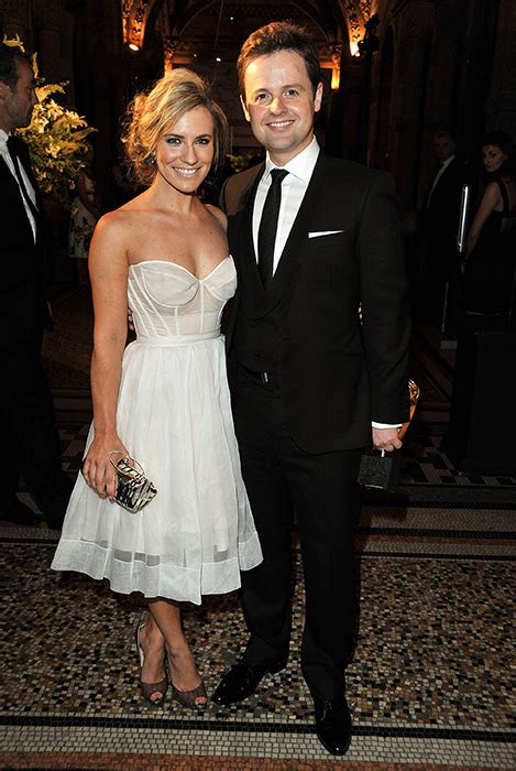 Declan Donnelly's famous girlfriends before marrying Ali ...