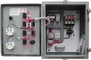 Sprecher   Schuh Combination Starter Custom Control Panel