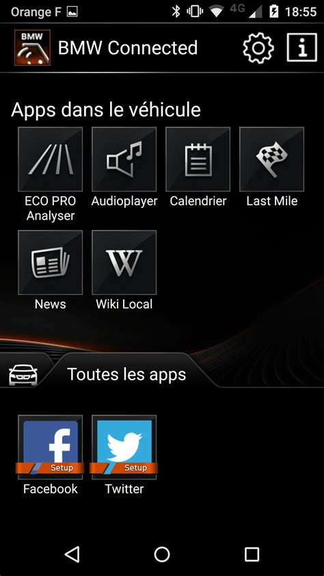 Bmw Application by Les Applications Pour Bmw Xy Mag
