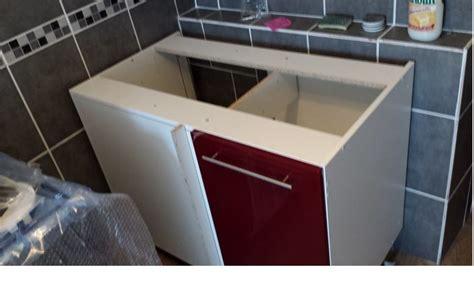meuble d angle de cuisine meuble evier cuisine angle