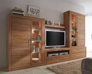 Wohnwand Holz Massiv : wohnwand buche massiv sonstige preisvergleiche erfahrungsberichte und kauf bei nextag ~ Yasmunasinghe.com Haus und Dekorationen