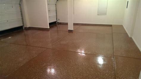 Garage Floor Paint Best Price by Garage Planning On Epoxying Your Garage Floor With Home