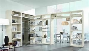 Meuble Rangement Salle A Manger : meubles de salon 96 id es pour l 39 int rieur moderne en photos superbes ~ Teatrodelosmanantiales.com Idées de Décoration